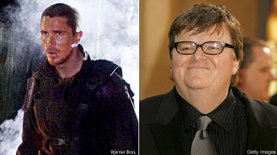 Terminator Salvation Michael Moore
