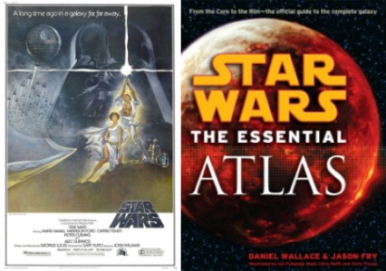 'Star Wars,' 'Star Wars: The Essential Atlas'
