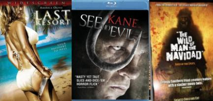This Week's Discs: 'The Last Resort,' 'See No Evil,' 'The Wild Man of the Navidad'