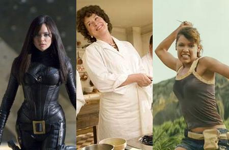 'G.I. Joe: The Rise of Cobra,' 'Julie & Julia,' 'A Perfect Getaway'