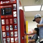 Renting From Redbox (Associated Press)