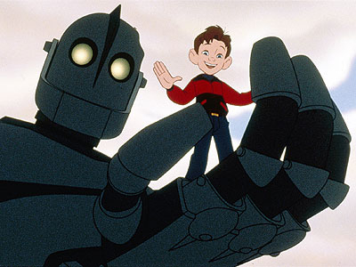 'The Iron Giant'
