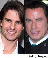 Tom Cruise and John Travolta