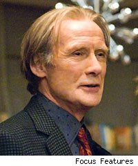 Bill Nighy in Pirate Radio