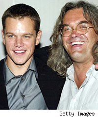 Paul Greengrass quits 'Bourne 4'
