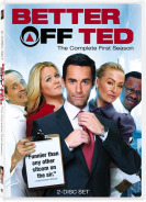 better off ted dvd