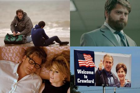 'Welcome,' 'Visioneers,' 'Crawford,' 'A Single Man'