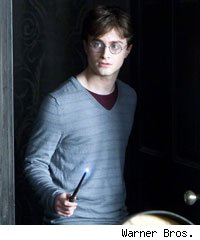 'Harry Potter and the Deathly Hallows' video from 'Half-Blood Prince' DVD