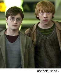 'Harry Potter and the Deathly Hallows' Photo