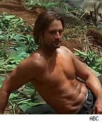 Josh Holloway is a Hot Topless Moment!