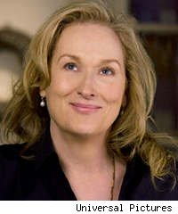 Meryl Streep in 'It's Complicated'