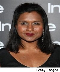 'Office' Star Mindy Kaling to Co-Write 'The Low Self Esteem of Lizzie Gillespie'