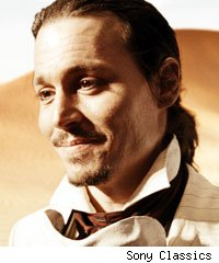 Johnny Depp on Taking Over for Heath Ledger in 'Parnassus': Exclusive!