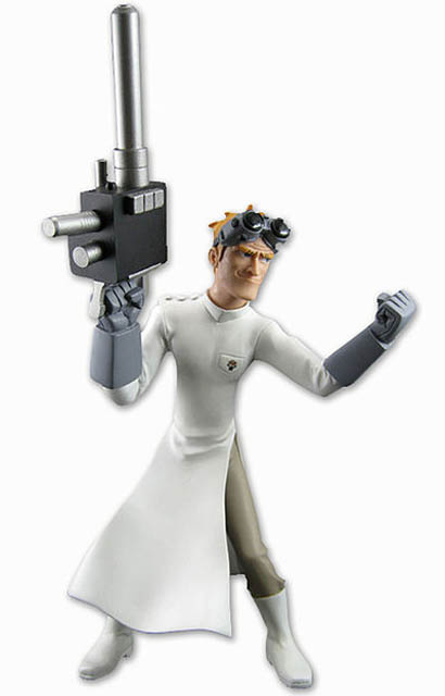 dr. horrible maquette