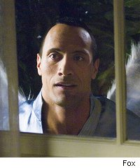 Dwayne Johnson in 'Tooth Fairy'
