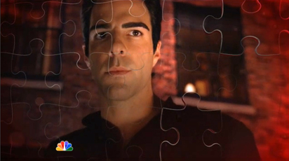 heroes sylar puzzle nbc