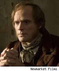 Paul Bettany as Darwin, Creation