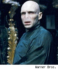 who is lord voldemort moviefone  voldemort has been seen in many forms in the sorcerer s stone he was a face on the back of professor quirrell s head in the chamber of secrets