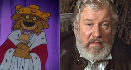 Image result for peter ustinov prince john