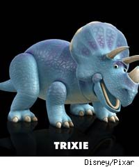 Exclusive: Meet Trixie and the New Toys of 'Toy Story 3'