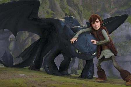 'How to Train Your Dragon' (Paramount / Dreamworks)