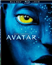 'Avatar' on Blu-ray