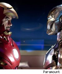 Scene from Iron Man 2