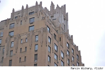 Dana S Apartment Building Ghostbusters famous movie locations: dana barrett's apartment building from