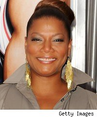 Queen Latifah at premiere of 'Just Wright'