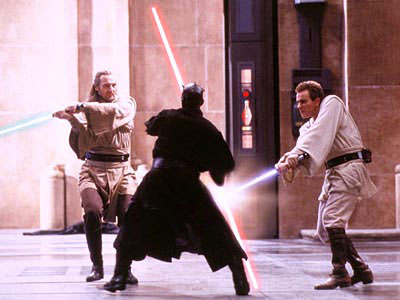 'Star Wars Episode I: The Phantom Menace'