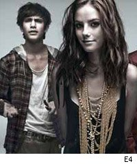 Characters from Skins