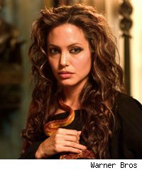 Angelina Jolie in Alexander