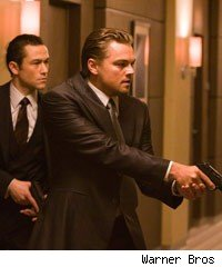 Scene from Inception