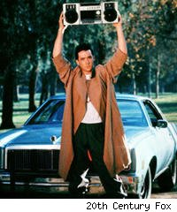 John Cusack in 'Say Anything'