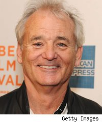 Bill Murray at Tribeca Film Festival