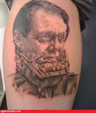 darth buscemi tattoo