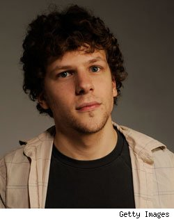 Jesse Eisenberg - Getty for the Tribeca Film Festival