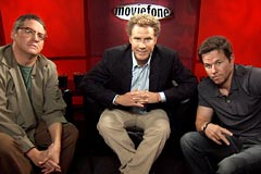 The Other Guys Unscripted Interview with Will Ferrell, Mark Wahlberg and director Adam McKay