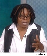 Whoopi Goldberg on US TV show The View