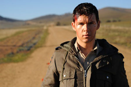 Ryan Kwanten in the upcoming indie thriller 'Red Hill'