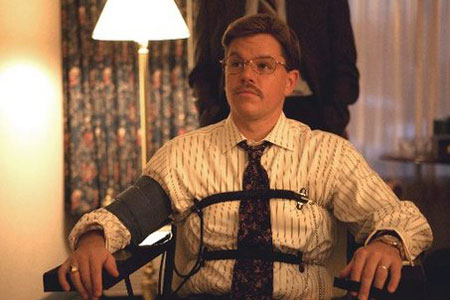 Their Best Role: Matt Damon in 'The Informant!'