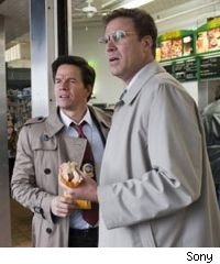 Mark Wahlberg and Will Ferrell in 'The Other Guys'