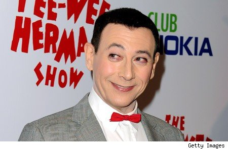 paul reubens dating game
