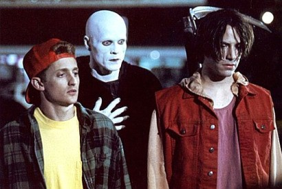 bill & ted's bogus journey alex winter keanu reeves