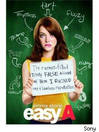 'Easy A' premiere