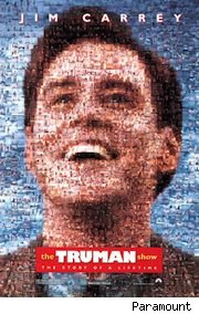 green film and truman show A movie about an alienated man and the technology that surrounds him sound  familiar  why the truman show was remarkably prescient.