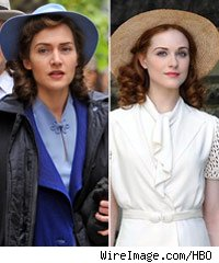 Kate Winslet and Evan Rachel Wood