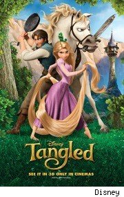 We Chat With the Cast of 'Tangled'