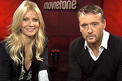 'Country Strong' Unscripted Interview with Gwyneth Paltrow and Tim McGraw