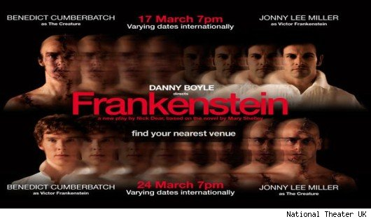 Danny Boyle's 'Frankenstein' Play Gets a Trailer and Theater Dates ...